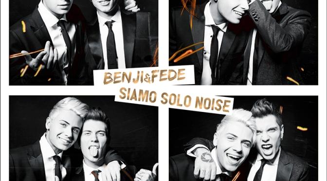 Benji e Fede, tracklist del disco e duetto con Shade