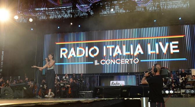 RADIO ITALIA LIVE – IL CONCERTO 2018, 16 giugno in piazza Duomo a Milano. A  Palermo si aspetta il BIS dopo il successo dello scorso anno.