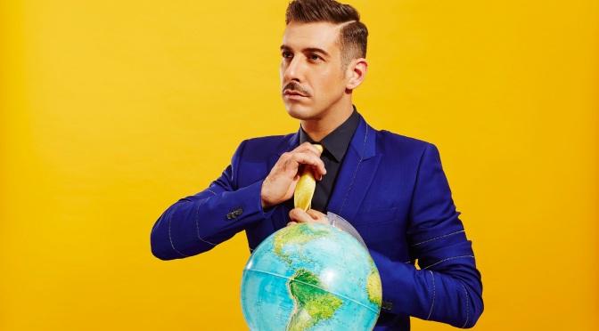 Francesco Gabbani al lavoro per il nuovo album. Ecco le ultime news…