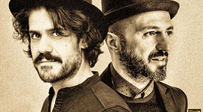 """""""Ultra Pharum"""", il video ufficiale. Samuel e Mannarino, elettronica e folk si intrecciano e trovano ispirazione guardando il mare Siciliano"""