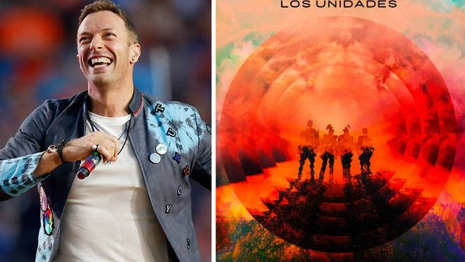 I Coldplay diventano Los Unidades, ecco E-LO con Pharrell Williams