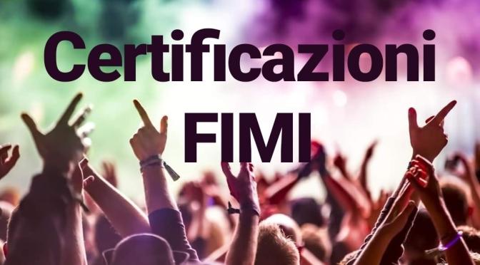 Certificazioni Fimi, settimana 47. Måneskin e Salmo super protagonisti.