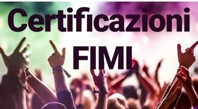 Certificazioni Fimi, settimana 50. Salmo, Sfera, Pausini e Cremonini super protagonisti.