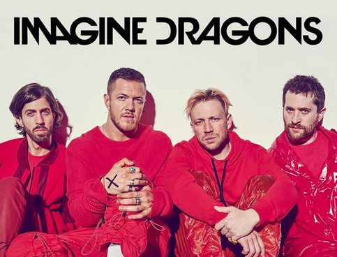 Imagine Dragons l'unica tappa europea del tour sarà  in Italia