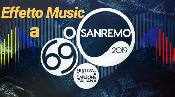 Effetto Music sarà al Festival di Sanremo 2019