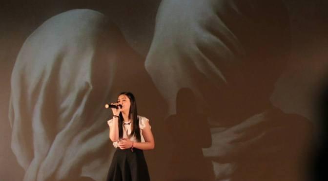 Il talento di Elena Campione a Sanremo Doc