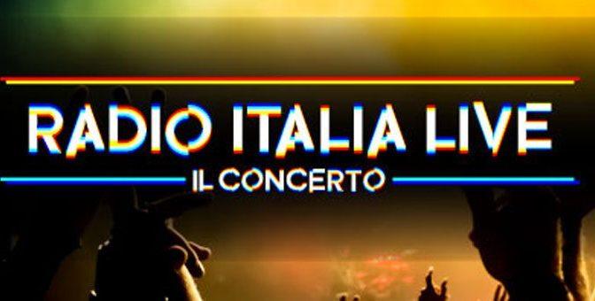 """""""Radio Italia Live il Concerto"""" torna a Palermo"""