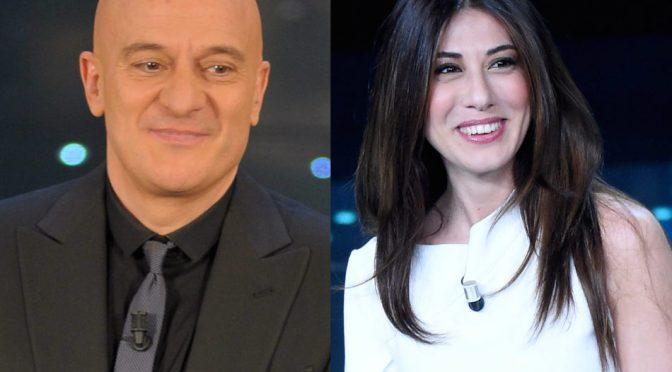 Claudio Bisio e Virginia Raffaele Conduttori del Festival di Sanremo