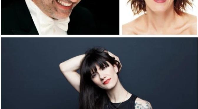 Bocelli, Ligabue, Mengoni ,Elisa, Alessandra Amoroso  e Giorgia i primi ospiti di Sanremo 2019