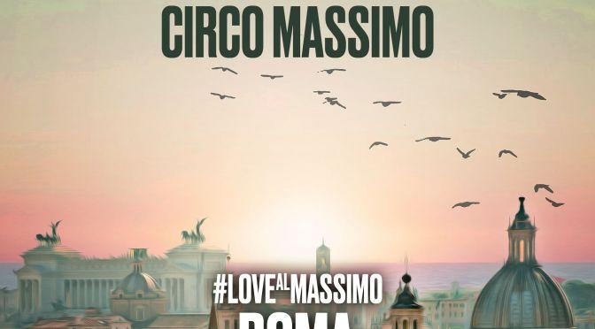 """Thegiornalisti, il concerto dei record, """"Love al Massimo""""."""