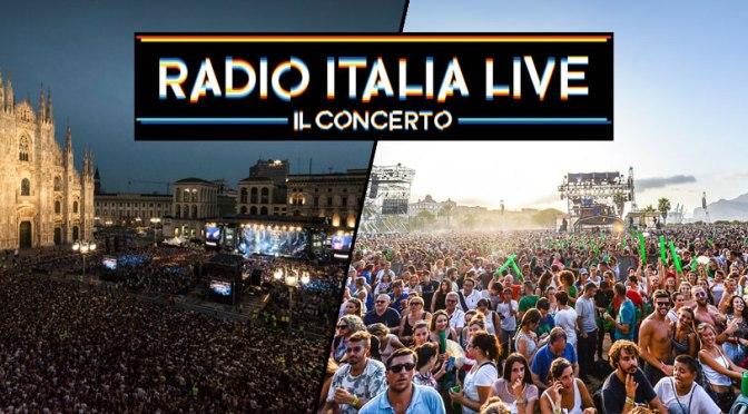 """Svelato il cast del """"Radio Italia Live – il Concerto"""" 2019."""