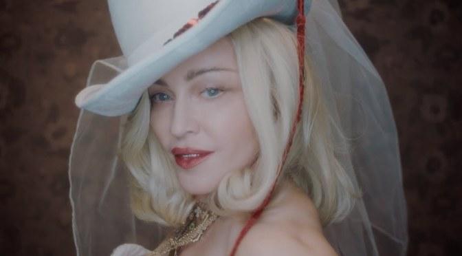 Madonna svela il titolo del nuovo album e annuncia il primo singolo
