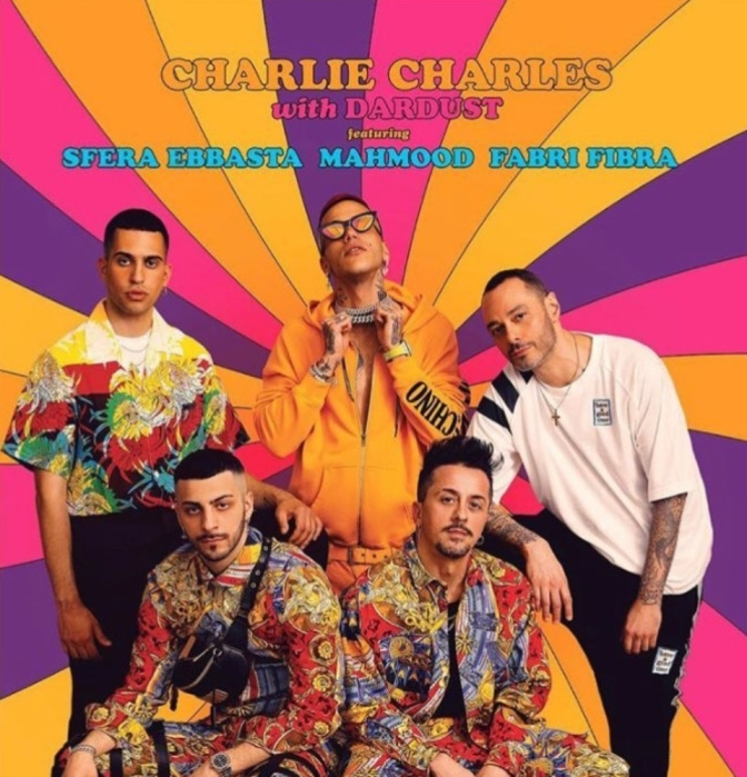 """Calipso"", fuori il video ufficiale di Charlie charles with Dardust feat. Mahmood, Sfera Ebbasta e Fabri Fibra."