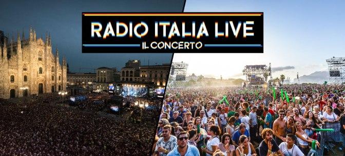 Radio Italia live- il concerto: ecco il cast di Palermo.