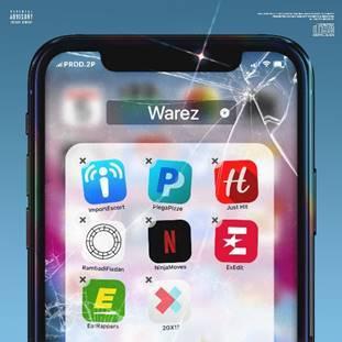 """WAREZ: Il nuovo singolo """"IPhone Ex"""" online da oggi"""