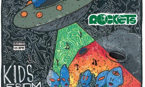 """I ROCKETS tornano sulla Terra con """"KIDSI FROM MARS"""" il singolo che anticipa il nuovo album """"WONDELAND"""""""