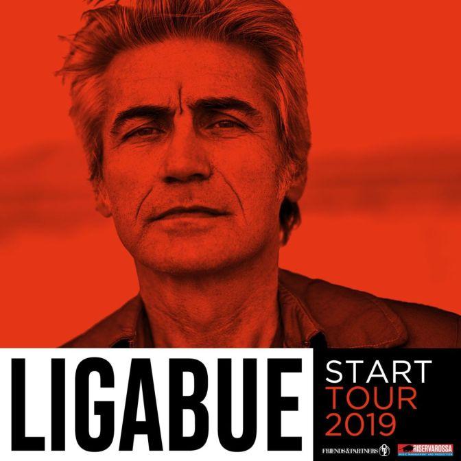 """""""START TOUR 2019"""" di LIGABUE, al via il 14 giugno dallo Stadio San Nicola di Bari!"""