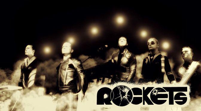 """ROCKETS: venerdì 24 maggio esce il nuovo album """"Wonderland"""", anticipato dal singolo """"Kids from Mars"""". Da oggi online il video del brano """"Kids froma Mars""""."""