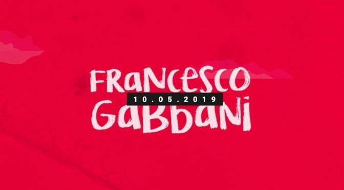 """Francesco Gabbani torna con un nuovo brano """"È un'altra cosa"""""""