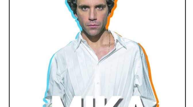 MIKA: arriva il video di ICE CREAM e il nuovo Tour.