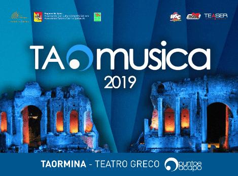 TAORMINA, da giovedì al Teatro antico con: Francesco RENGA (13 giugno) e Francesco DE GREGORI & Orchestra (14 giugno)