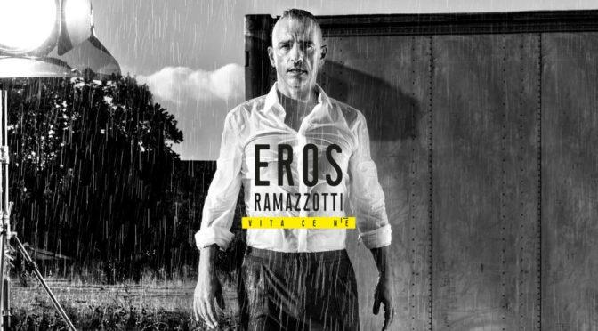 EROS RAMAZZOTTI – SOLD OUT IL CONCERTO DEL 3 AGOSTO AL TEATRO ANTICO DI TAORMINA