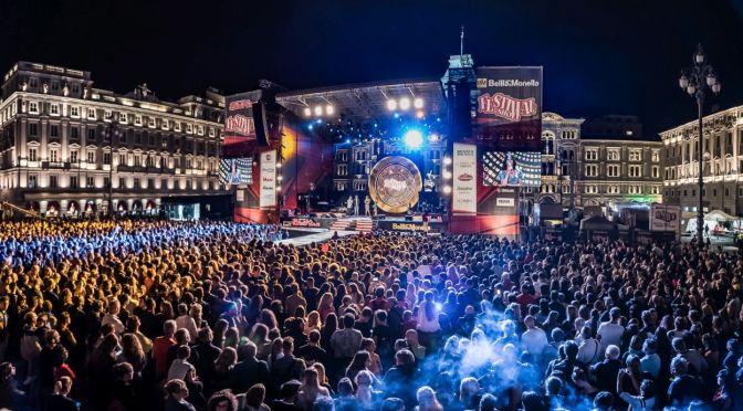 FESTIVAL SHOW 2019: il 7 settembre GRAN FINALE in Piazza Unità D'Italia a Trieste! Tra i primi nomi confermati ROBERTO VECCHIONI, ELETTRA LAMBORGHINI, SHADE E FEDERICA CARTA, RED CANZIAN e tanti altri.