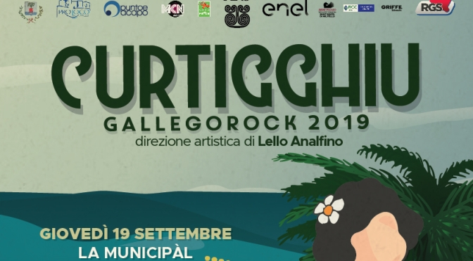 Da domani a Sant'Agata di Militello – Festival Curtigghiu GallegoRock