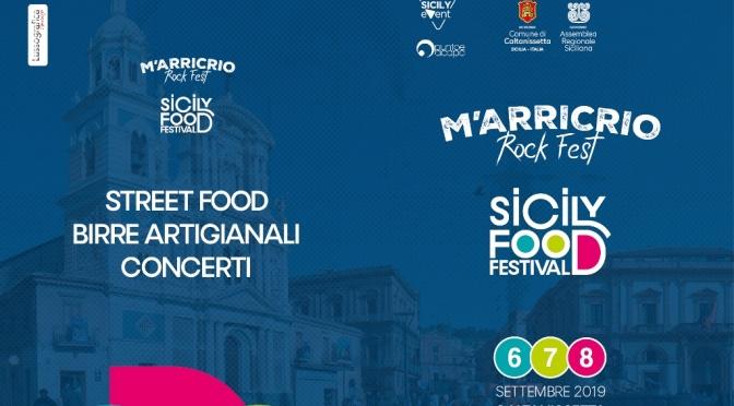 """Caltanissetta, da venerdì 6 """"M'Arricrio Rock Fest"""" (fino a domenica 8 in Piazza Garibaldi, ingresso libero)"""
