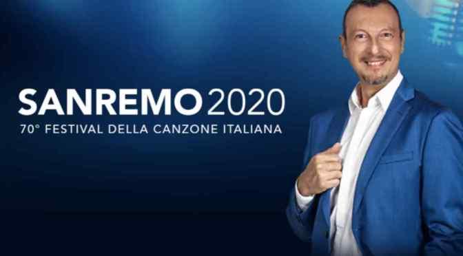 Sanremo 2020: ecco chi sono 24 Big in gara.