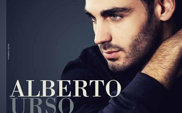 ALBERTO URSO prima di Sanremo annuncia le date del Tour, il 24 luglio a TAORMINA