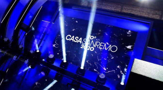 Musica contro le mafie a Casa Sanremo. In occasione della 70° edizione Festival della Canzone Italiana Mvsm continua le sue attività.