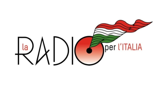 La Radio per L'italia, ORE 11.00tutte le radio d'Italia trasmetteranno in contemporanea