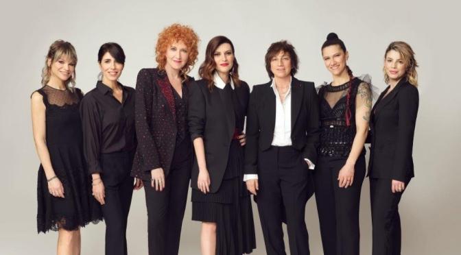 """""""7 DONNE – AcCanto A TE"""": 7 speciali in onda in seconda serata su RAI 3 per rivivere i concerti delle 7 artiste di """"UNA. NESSUNA. CENTOMILA. IL CONCERTO""""."""
